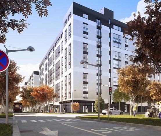 Socium Developer: «Наші будинки не дають тріщин»