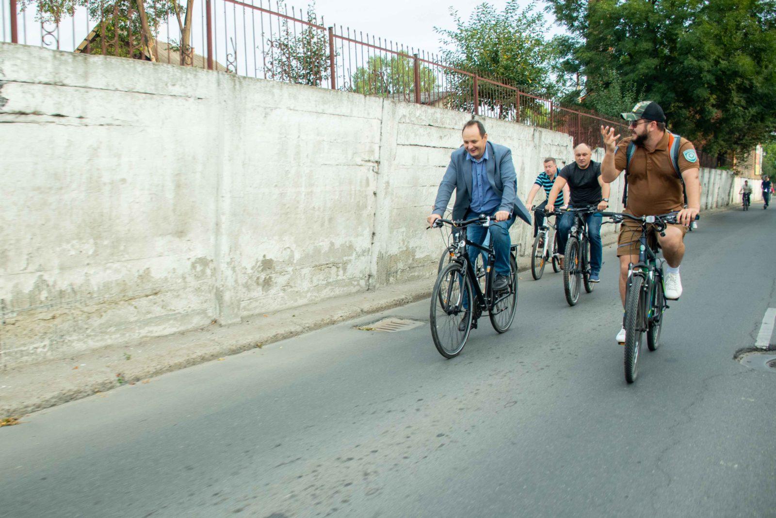 велосипед ровер федорків